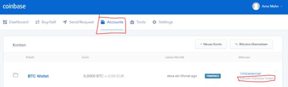 Bitcoins kaufen: Dein Wallet