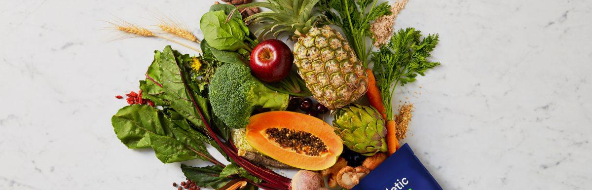 12 Portionen Obst und Gemüse: Athletic Greens Rabatt