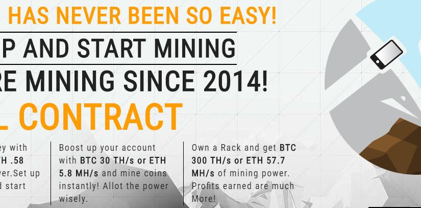Bitcoin Mining mit Coinomia – Lohnt sich das?