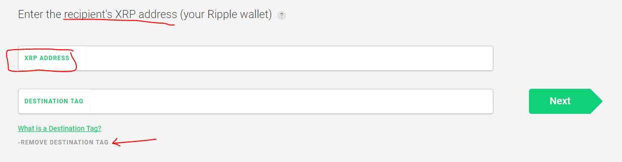 Ripple Paper Wallet Erstellen