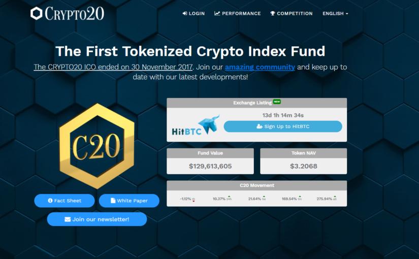 Crypto20 – Die bunte Tüte der Kryptowährungen