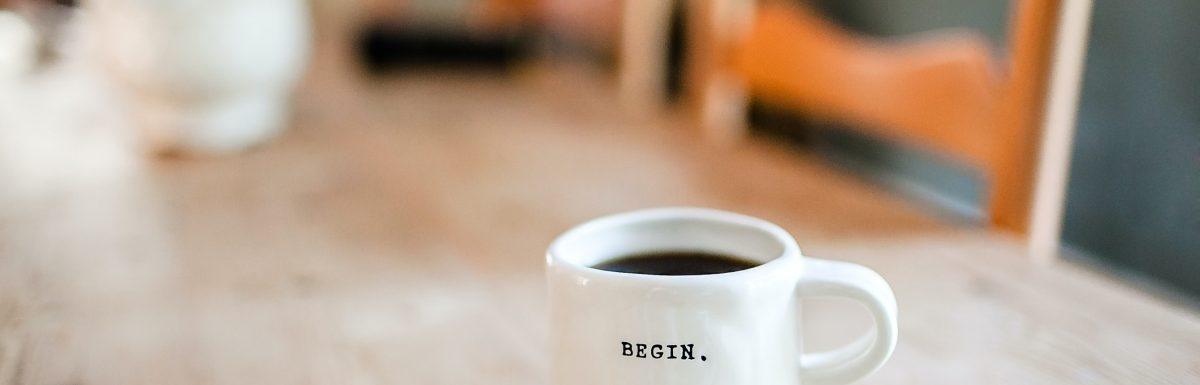 Bulletproof Coffee: Ich schütte mir wieder Öl in den Kaffee …