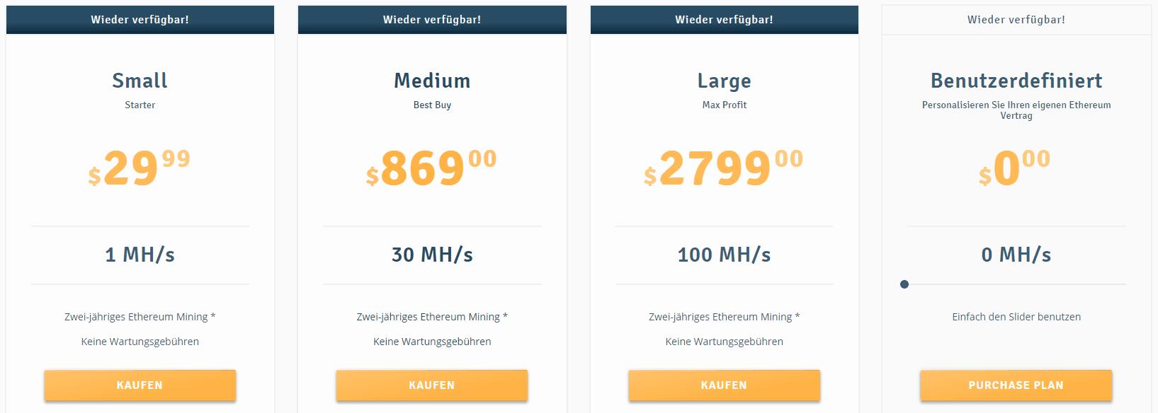 Ethereum Mining is Back!